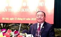 Eligen al nuevo presidente de la Asociación de Agricultores de Vietnam