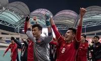 Entregan Órdenes de Trabajo a la selección de fútbol sub-23 de Vietnam