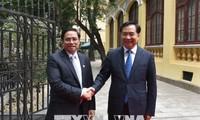 Promueven la cooperación partidista entre Vietnam y Guangdong, China