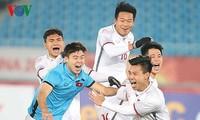 Vietnam está listo para la final del Campeonato Asiático de Fútbol sub-23