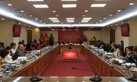 Promueven relaciones de amistad y cooperación entre pueblos de Vietnam y España