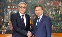 Vietnam y Mongolia cooperan en lucha contra crímenes