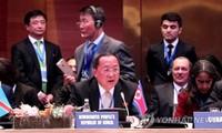 Canciller norcoreano confía en los avances de la reunificación de las dos Coreas