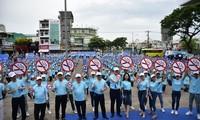 Diversas actividades de divulgación sobre consecuencias del tabaquismo en Vietnam