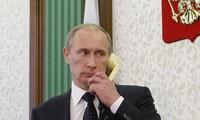 Presidentes de Rusia y Turquía conversan sobre crisis en Siria y cooperación económica