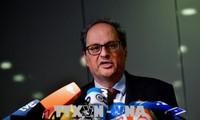 Nuevo gobierno de Cataluña toma posesión