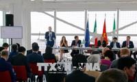 Vietnam e Italia promueven la cooperación entre sus empresas