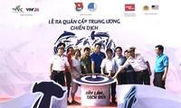 Lanzan campaña de limpiar el mar en Vietnam