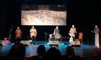 Presentan al público vietnamita música tradicional andina de Perú
