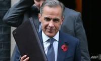 """Gobernador del Banco de Inglaterra advierte que el riesgo de un Brexit sin acuerdo es """"alto"""""""