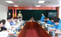 Preparan duodécimo Congreso Nacional de Sindicatos de Vietnam