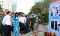 Celebran actividades conmemorativas del 130 aniversario del natalicio del presidente Ton Duc Thang