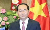 Presidente vietnamita destaca potenciales de cooperación con Etiopía