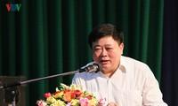 Lanzan transmisiones de los canales VOV1 e Inglés 24/7 en Thua Thien-Hue