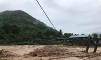 Provincias norvietnamitas superan consecuencias de fuertes lluvias