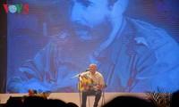 Canciones cargadas de amor hacia Fidel, un amigo entrañable de Vietnam