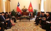 Vietnam aspira a consolidar la cooperación con Chile