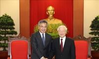 Vietnam estrecha la colaboración con China e Indonesia