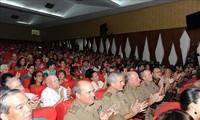 Celebran en Cuba el 45 aniversario de la primera visita de Fidel Castro a Vietnam