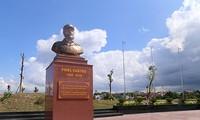 Dedicarán un parque en Quang Tri a Fidel Castro