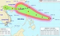 Vietnam prepara los planes de acción ante el supertifón de Mangkhut