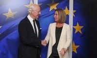 Unión Europea y la ONU abogan por la paz en Siria