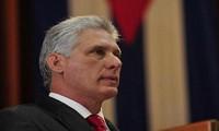 Presidente cubano resalta importancia de lucha contra pobreza