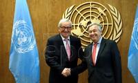 La ONU y las Uniones Europea y Africana comprometidos a promover un mecanismo multilateral