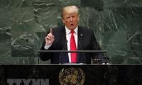 Presidente estadounidense apoya solución de dos Estados para la paz en Medio Oriente