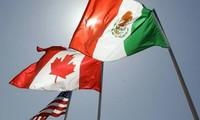 Estados Unidos, México y Canadá anuncian pacto comercial trilateral