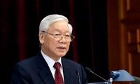 Líder partidista Nguyen Phu Trong nominado al cargo de jefe de Estado de Vietnam
