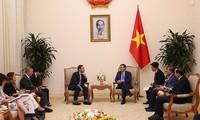 Vietnam aspira a reforzar la colaboración comercial con el Reino Unido