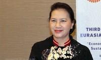 Líder parlamentaria vietnamita visita Turquía
