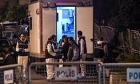 """Turquía dice que la muerte del periodista Khashoggi fue """"salvajemente planificada"""""""