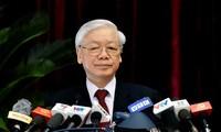 Prensa japonesa difunde la elección del nuevo presidente de Vietnam