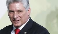Presidente cubano inicia visita oficial a Vietnam