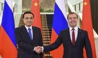 China y Rusia se respaldan mutuamente en comercio internacional