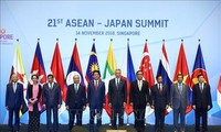 Premier de Vietnam asiste a cumbres de Asean con Japón, Rusia y Corea del Sur