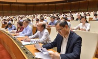 Parlamento de Vietnam analiza proyecto de Ley de Educación