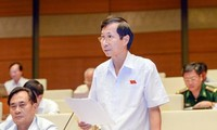 Parlamento de Vietnam aborda proyecto de Ley de Inversión Pública