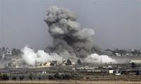 Bombardeo de coalición internacional contra Estado Islámico deja al menos 43 sirios muertos