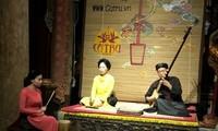 """Hanói se esfuerza por preservar el canto """"ca tru"""""""