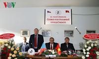 Asociación de Amistad República Checa-Vietnam traza tareas para 2019