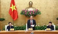 Más vietnamitas eligen el transporte por vía aérea en 2018