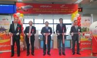 Vietjet Air inaugura vuelo directo entre Hanói y Tokio