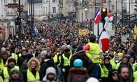 Francia intenta recuperar su imagen con un nuevo pacto