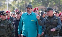 Presidente venezolano anuncia las maniobras militares más importantes de la historia nacional