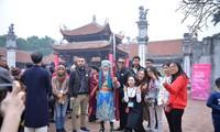 Estudiantes extranjeros experimentan el Tet vietnamita