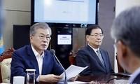 Optimista presidente surcoreano sobre segunda cumbre Trump-Kim