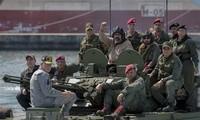 Fuerzas armadas de Venezuela inician ejercicios militares de seis días